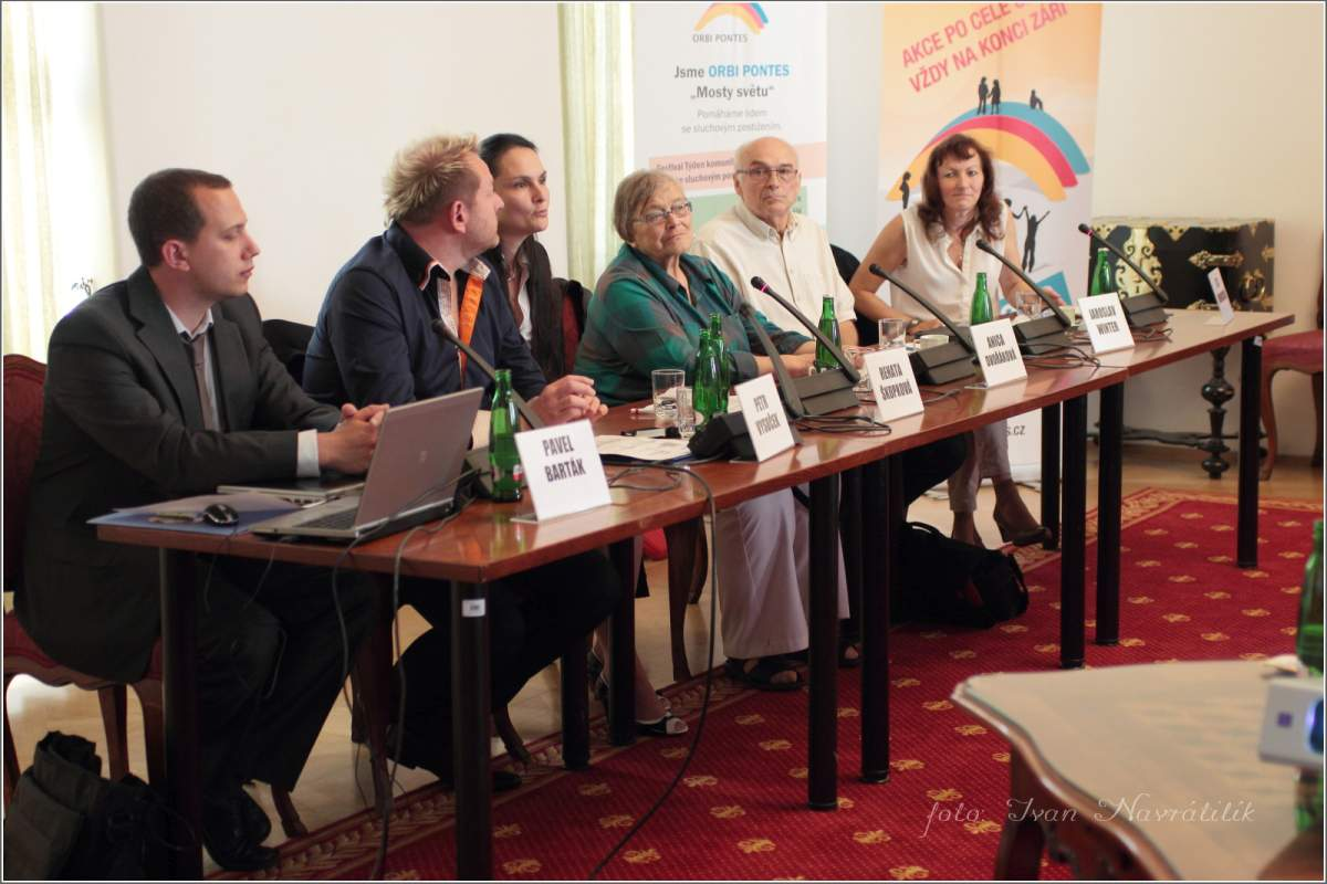 Tisková konference TKOSP 2014