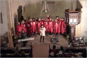 """Zuzany Stirské &Fine Gospel Time — """"Bez toho nejsou Vánoce"""""""