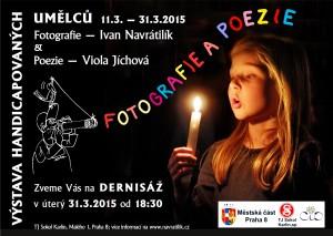 Výstava Fotografie a poezie